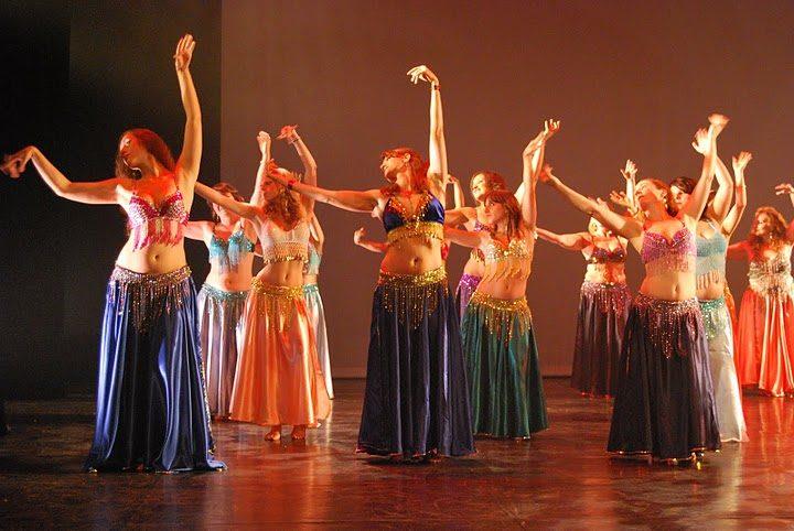 «Nejma» Oriental times au festival des Ascendanses