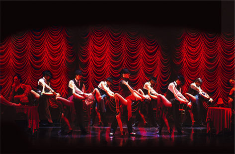 Voyage en terre de feu: le tango mis à l'honneur au Théâtre du Châtelet