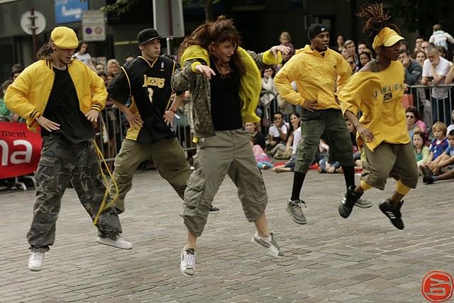 Paris fête la danse le dimanche 5 juin
