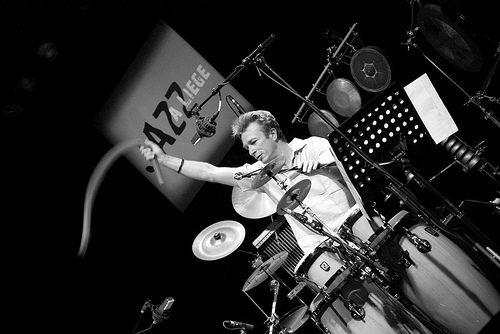 Jazz : Interview du percussionniste Xavier Desandre-Navarre
