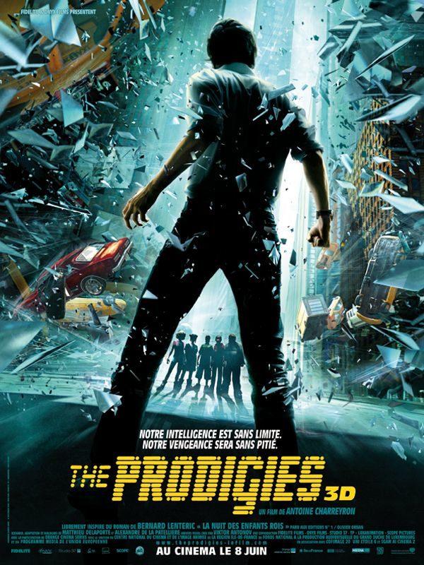 The prodigies: une science-fiction animée audacieuse mais immature