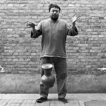 L'artiste Ai Weiwei libéré par les autorités chinoises