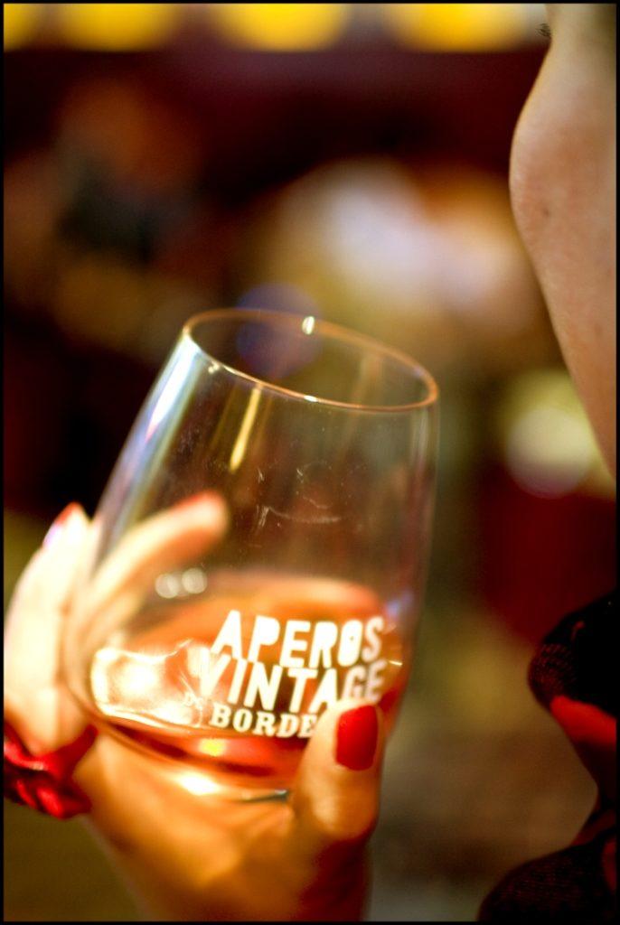 Live Report : Apéro Vintage de Bordeaux au Cercle (31/05/11)