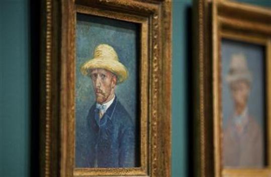 Scandale : un autoportrait de Van Gogh serait le portrait de son frère Theo !
