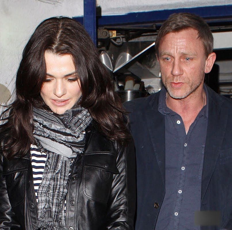 Mariage : Raquel Weisz et Daniel Craig, happily ever after