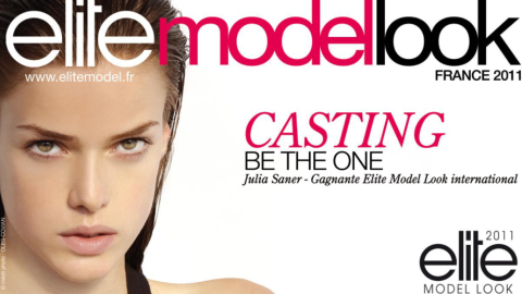 Le Forum des Halles accueille le Casting Elite Model Look