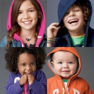 Diane Von Furstenberg pour Gap Kids : une collaboration qui en jette