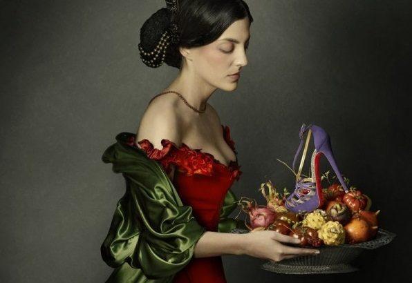 Louboutin : les semelles rouges envahissent des tableaux de la Renaissance
