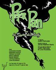 Peter Pan ou la quête de Wendy, à la Reine Blanche, grandir est une belle aventure