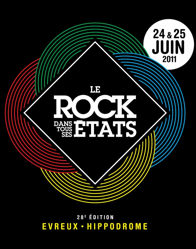 Gagnez un pass pour deux pour le festival Le rock dans tous ses états les 24 & 25 juin