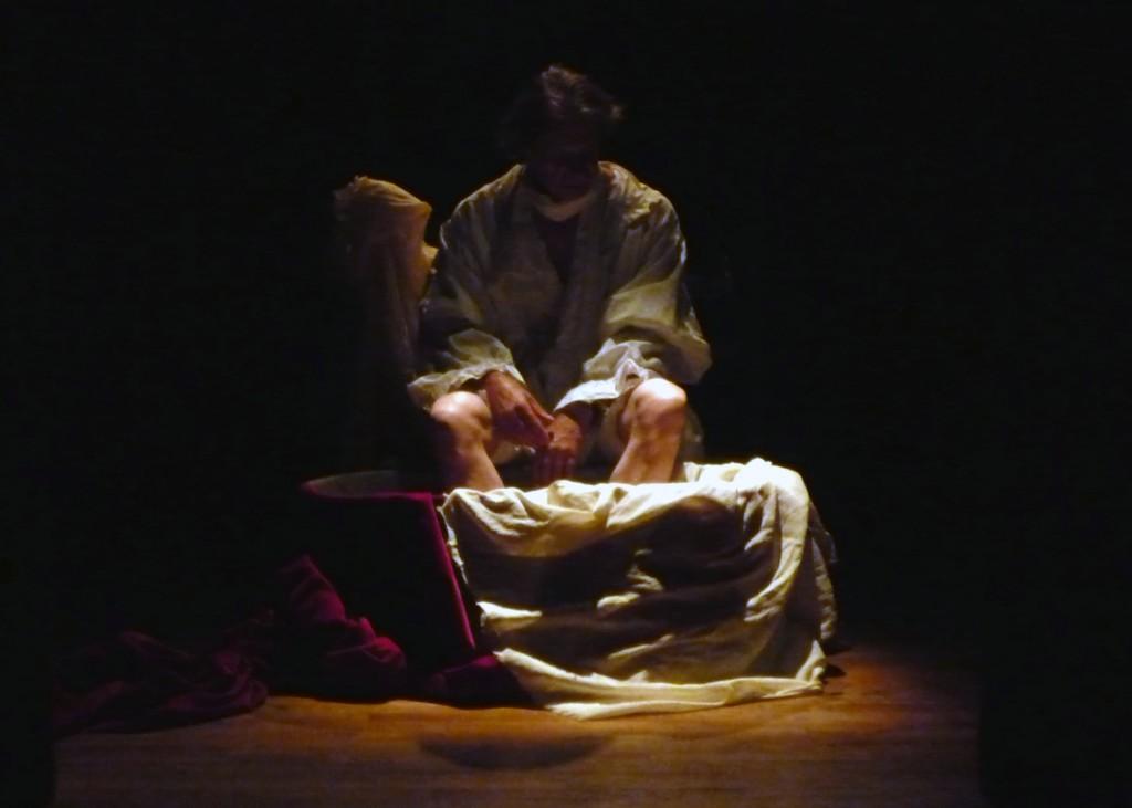 Salieri, le mal aimé de Dieu au Lucernaire