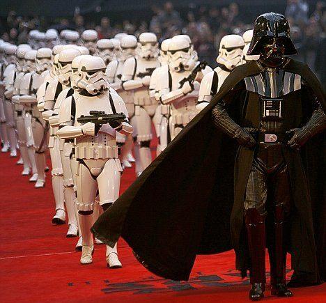 Star Wars : la série contre attaque