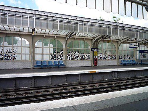 Le bal Ratp à la station Jaurès
