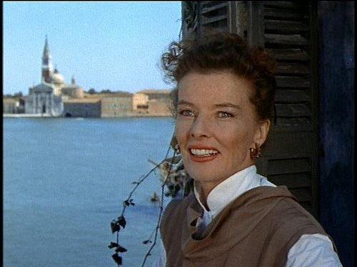 Sortie Dvd : Summertime de David Lean avec Katharine Hepburn
