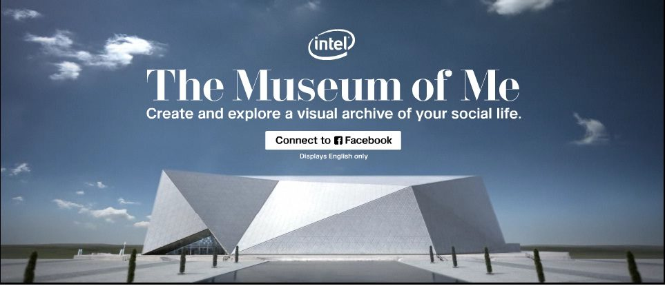 The Museum of Me : l'art du soi sur Facebook