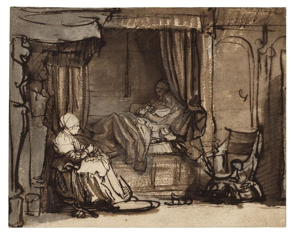 Exposition : Rembrandt et son cercle à l'Institut Néerlandais