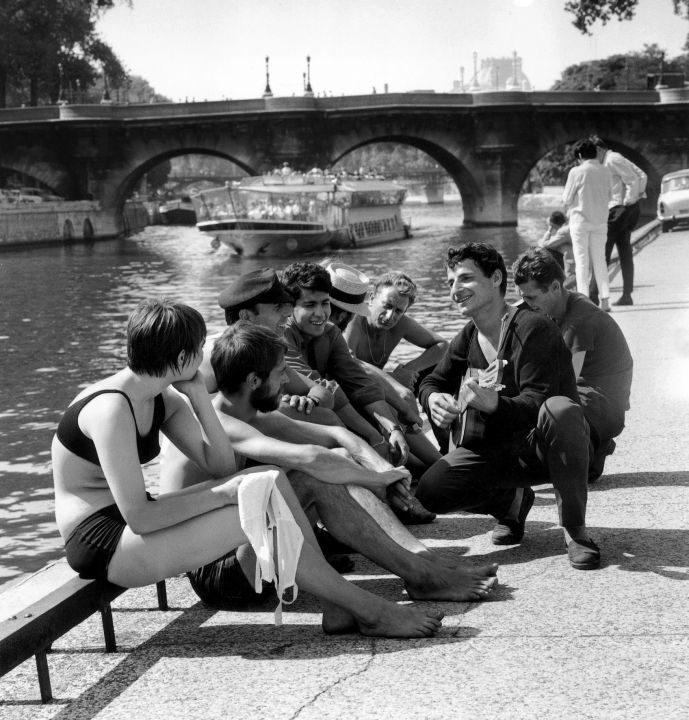 Expo : Paris sur Seine – des Anciens Quais à Paris Plages du 6 juillet au 17 septembre 2011