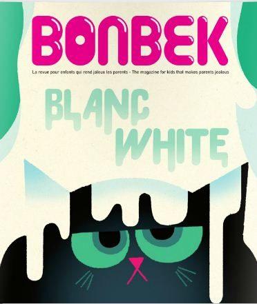 Bonbek, «la revue pour enfants qui rend jaloux les parents» !