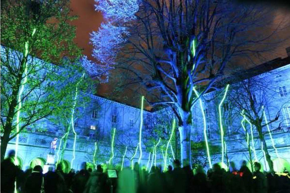 13ème édition de la Fête des Lumières à Lyon, du 8 au 11 décembre 2011