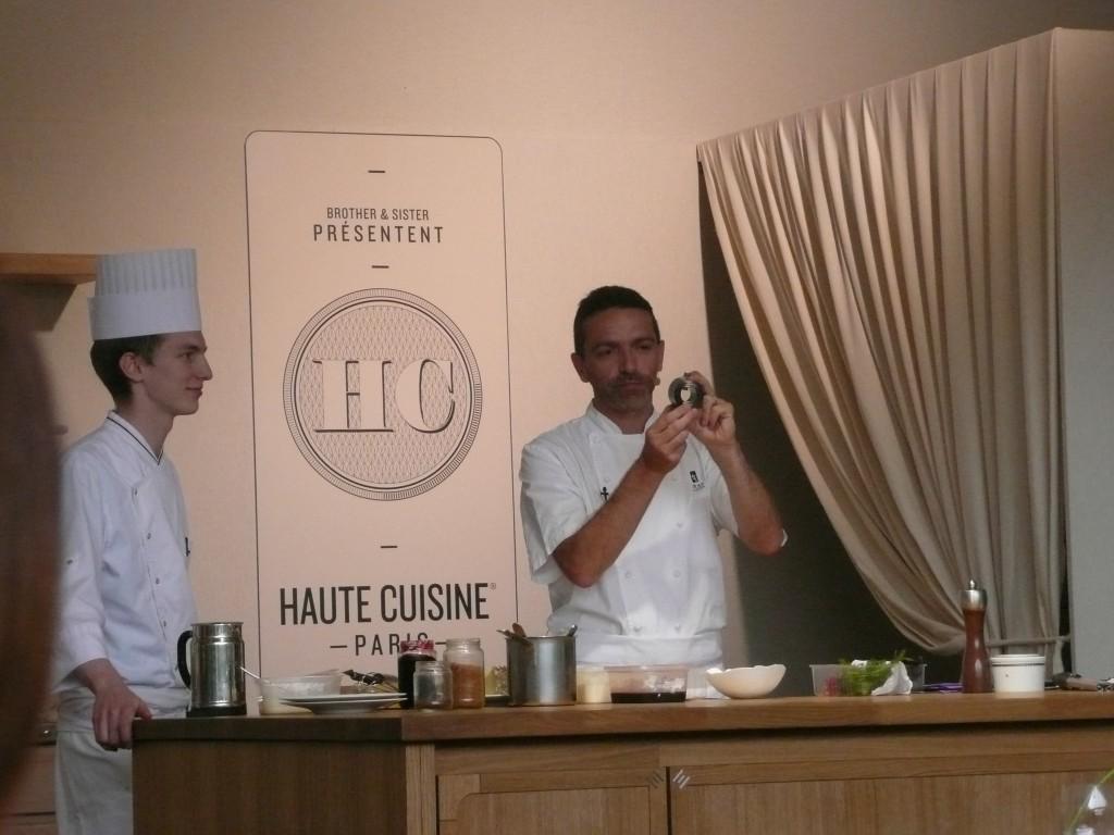 Live report : Haute cuisine Paris dimanche 10 juillet