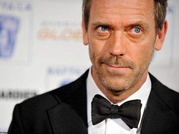 Hugh Laurie, nouvelle égérie de l'Oréal Men Expert