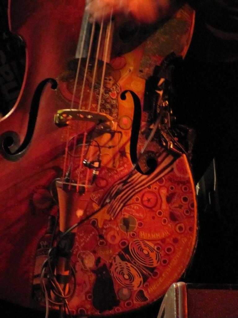 Live Report : beaucoup de blues au Festival Rhizomes avec Birds are Alive et MeLL le 8/07/2011