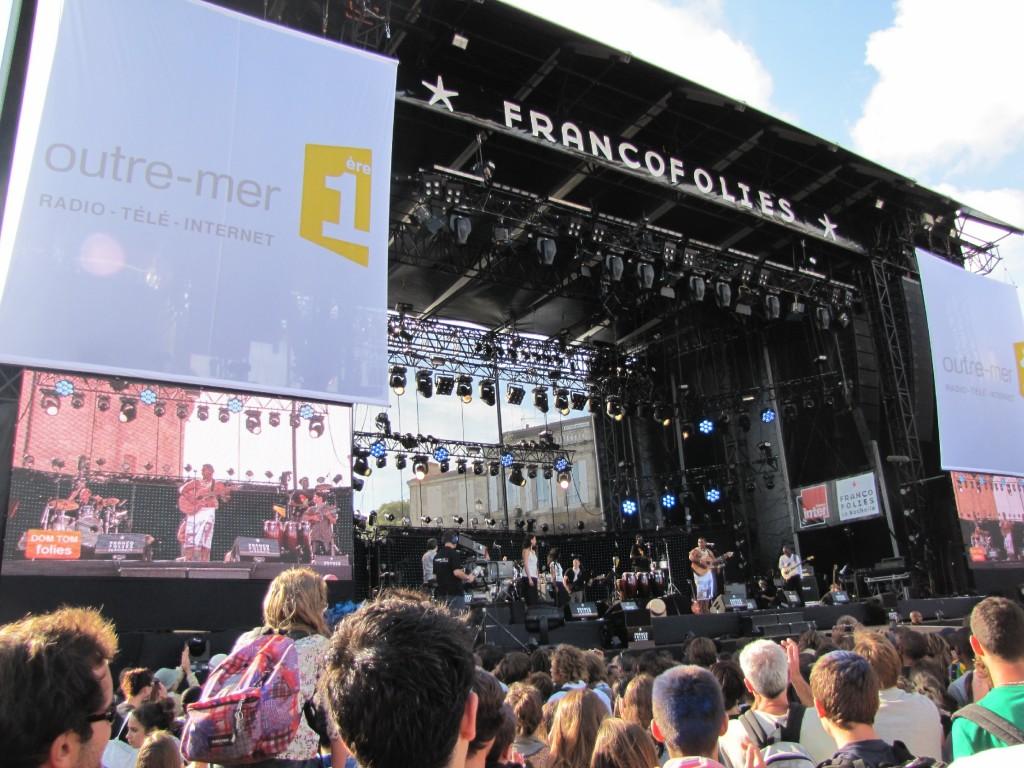 Live Report: Francofolies de la Rochelle – Jour 4