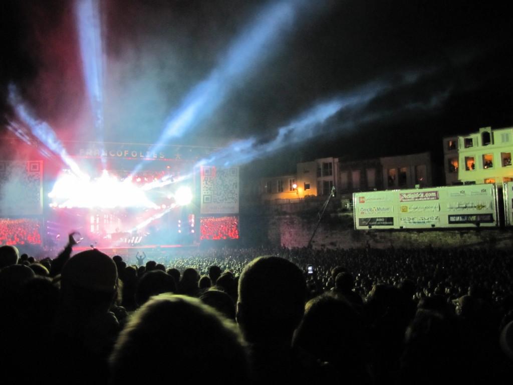 Live Report: Francofolies de la Rochelle – Dernier Jour !