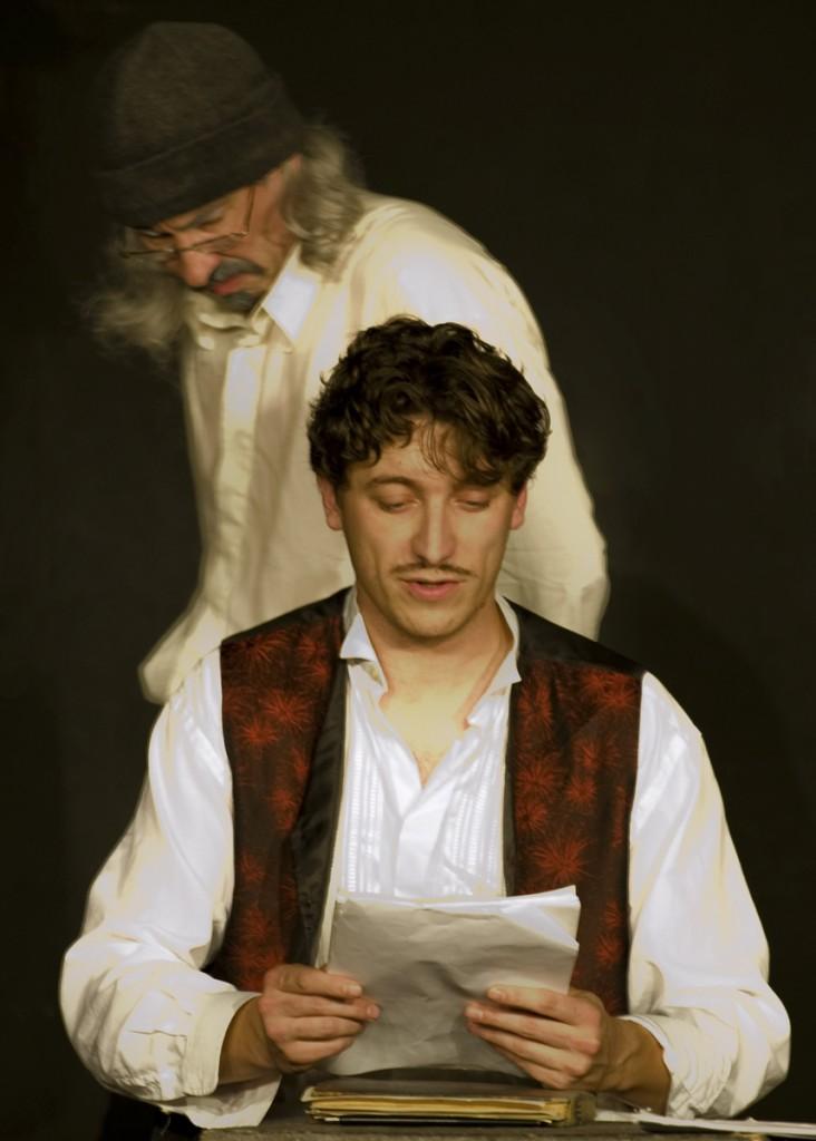 Corneille Molière, l'arrangement se fait au Théâtre des Amants (Avignon Off)