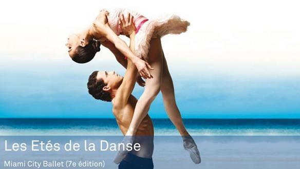 Les Étés de la danse : top départ