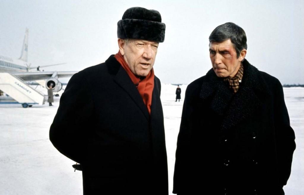 La lettre du Kremlin : un ovni d'espionnage kitschouille signé John Huston en Dvd le 13 septembre 2011