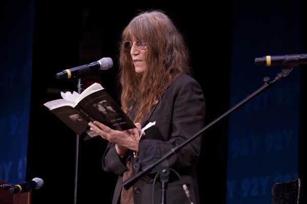 Patti Smith à l'église Saint-Eustache le 4 novembre et en concert dans toute la France