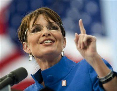 Sarah Palin bientôt sur vos écrans