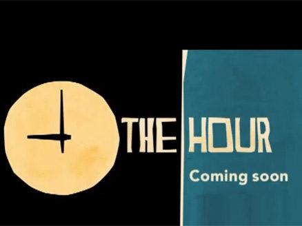BBC Two présente sa nouvelle série : The Hour