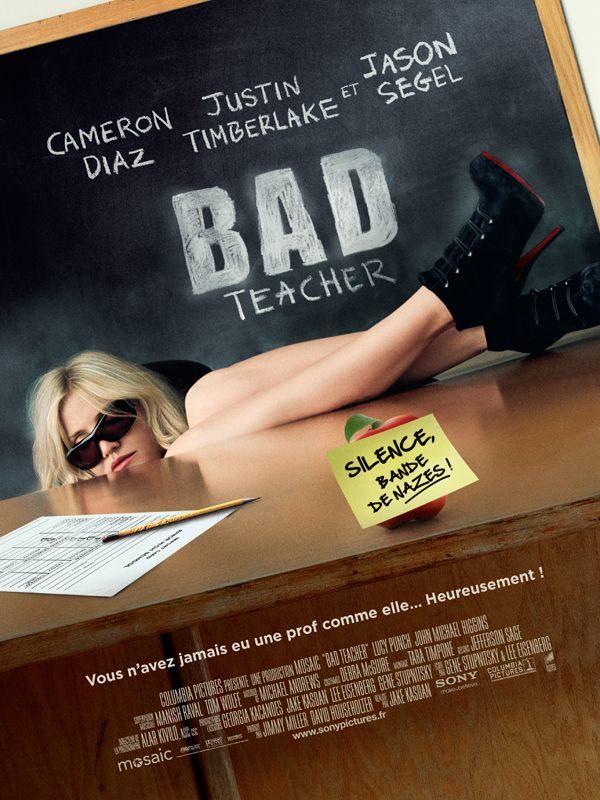Bad Teacher: Cameron Diaz dans une comédie pas si méchante…