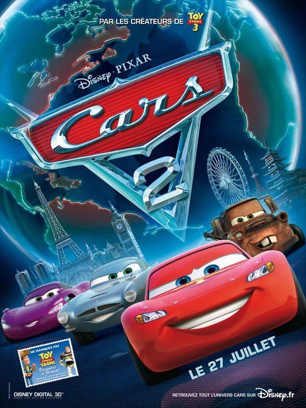 Cars 2 : Pixar déçoit dans une comédie d'espionnage insipide