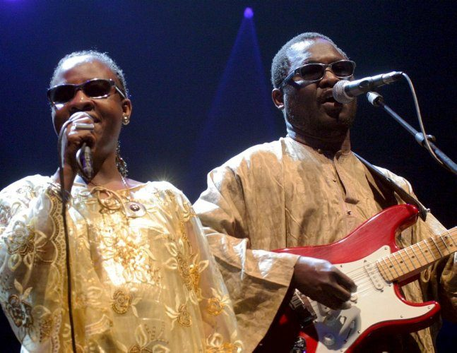 (Live Report) Total Eclipse of the Cité de la Musique : Amadou et Mariam (13/01/12)