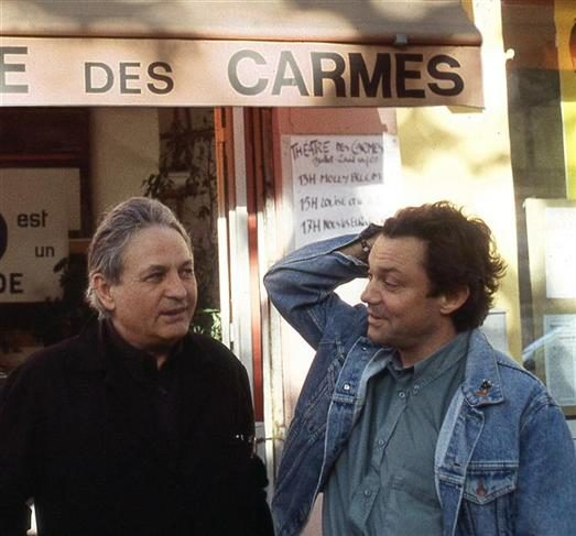Philippe Caubère, star du off, rend hommage à son fondateur André Benedetto