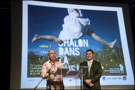 Le festival de rue de Chalon-sur-Saône