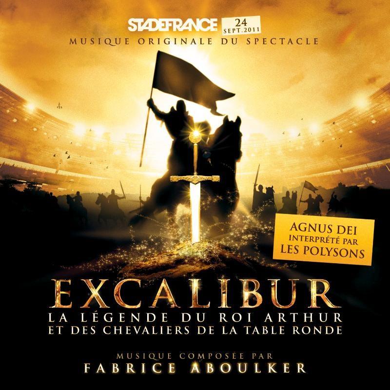 Excalibur : premier single, sortie de l'album le 15 août