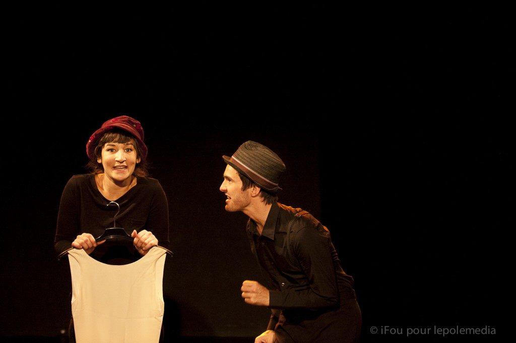 «Sortir de sa mère», encore un petit bijou ecrit et mis en scène par Pierre Notte