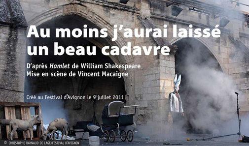 Rencontre avec Vincent Macaigne «Il faut accepter que le théâtre meurt»