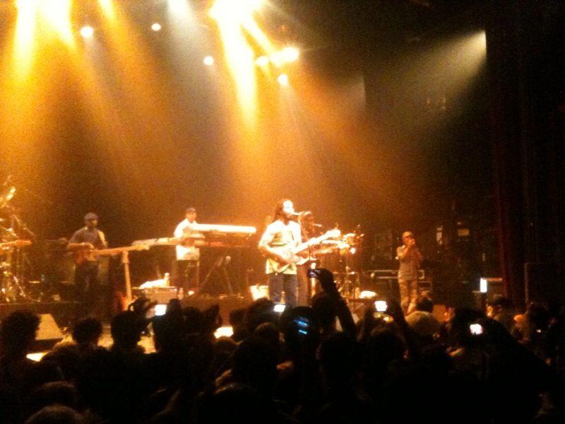 Live Report : Ziggy Marley ravit la Cigale (04/07/2011)