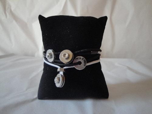 Bracelet Femme_2 tours de bras_Alcor & Mizar