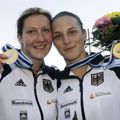 Championes du monde de Kayak