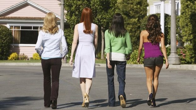 Desperate Housewives, c'est fini!