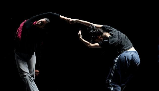 «Brillant Corners» une variation pour dix danseurs d'une époustouflante beauté et d'un lyrisme absolu