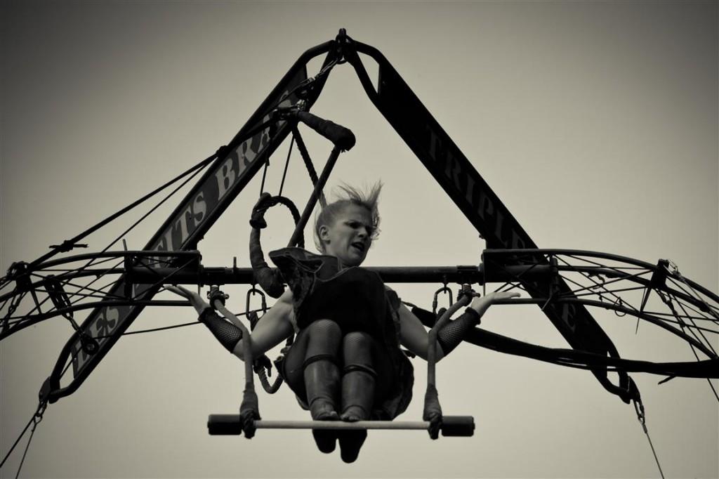 Le festival Cergy Soit transforme Cergy en Cirque