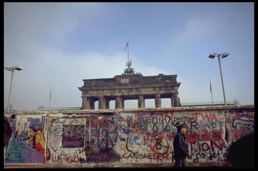 Le mur de Berlin a 50 ans