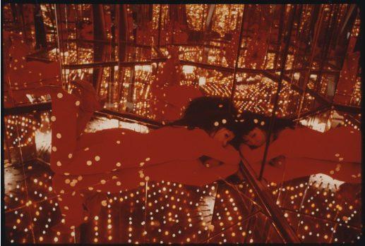 Rétrospective Yayoi Kusama au Centre Pompidou